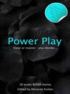 Power Play (eBook): No pain, No Pleasure!